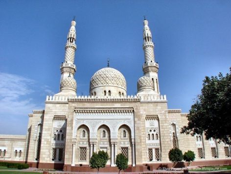 Jumeirah Grand Mosque, Dubai