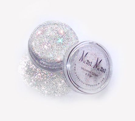 This glitter is not a glass glitter  Mirror, Mirror  4.95 ea.