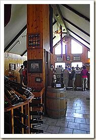 Interior Lakewood Winery Finger Lakes Wineries Winery Wine Trail
