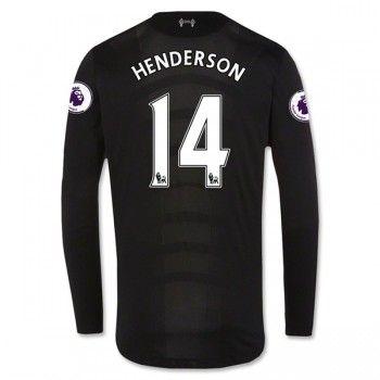 Maillot Extérieur Liverpool Jordan Henderson