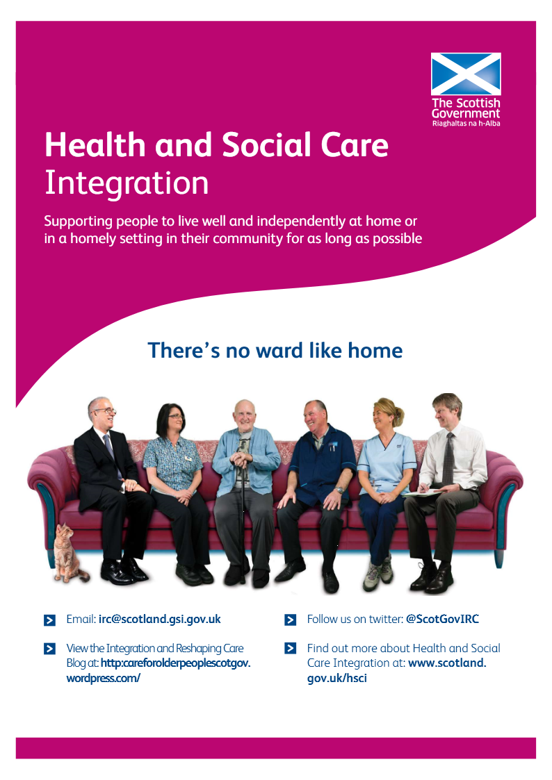 A Range Of Material Has Been Developed Using There S No Ward Like Home Concept And Can Be Used By Nhs Boards Local Authorities And Our Social Care Nhs Health