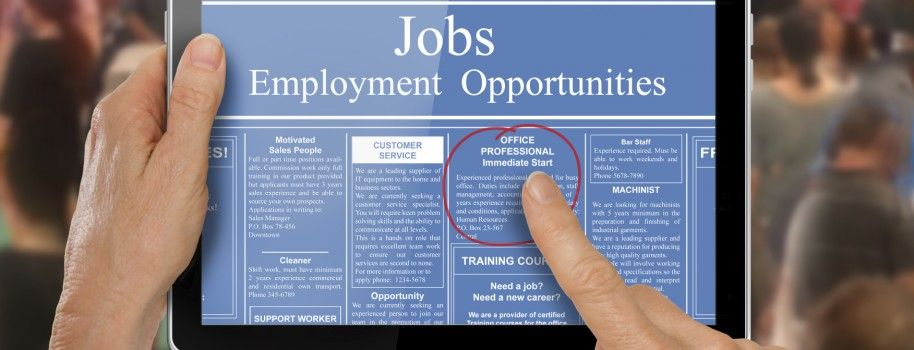 Whos job hunting almost everyone job employment job