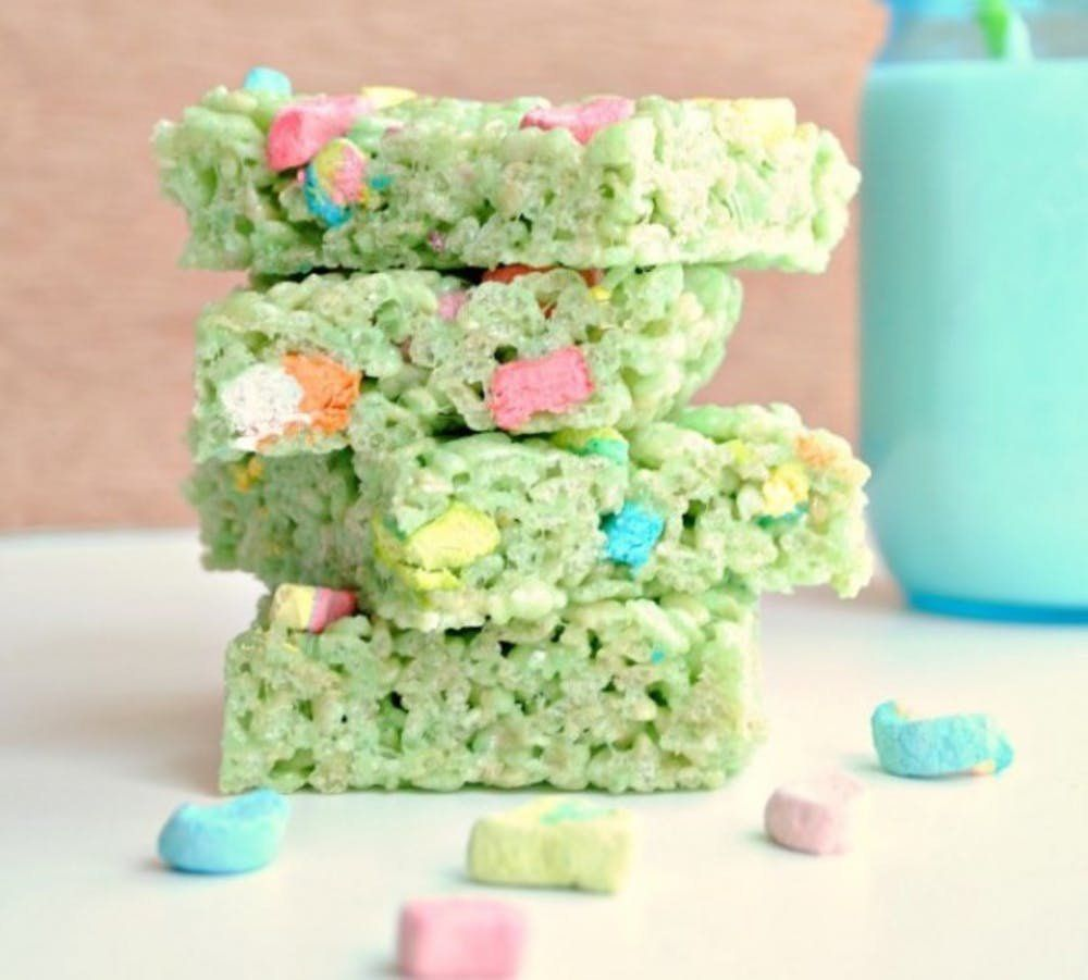22 CRAZY St. Patrick's Day Treat Recipes That Will Be Your