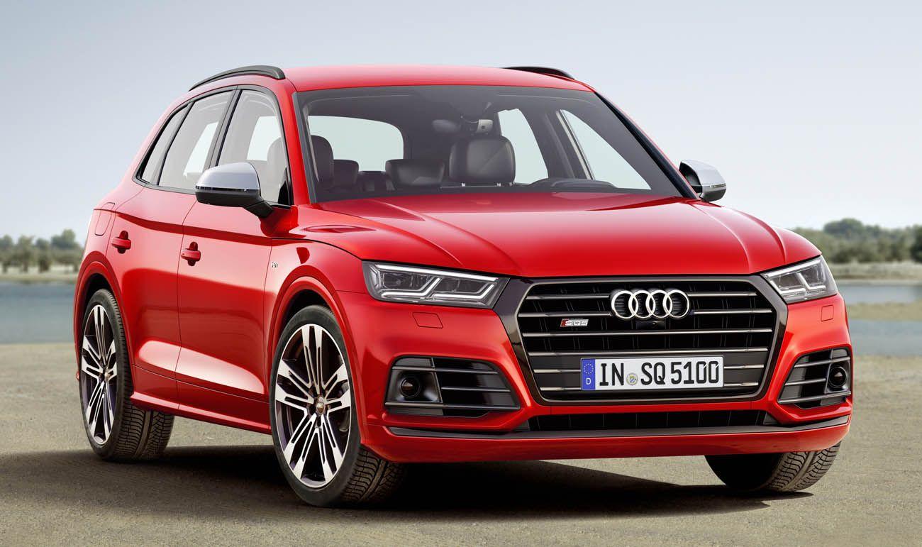 أودي اس كيو5 2018 الجديد كليا قوة الفئة المتوسطة موقع ويلز Audi Sq5 Audi Q5