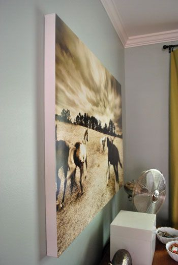 Home Decor Wall Art Poster Anxiety Art//Canvas Print