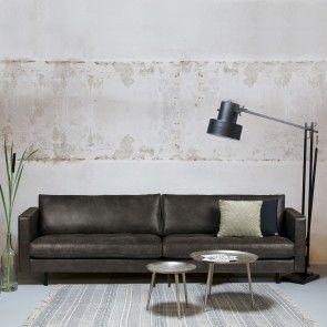 Nieuwe Design Bank.Rodeo Classic Bank Bepure 3 Zits Zwart Musthaves Verzendt Gratis