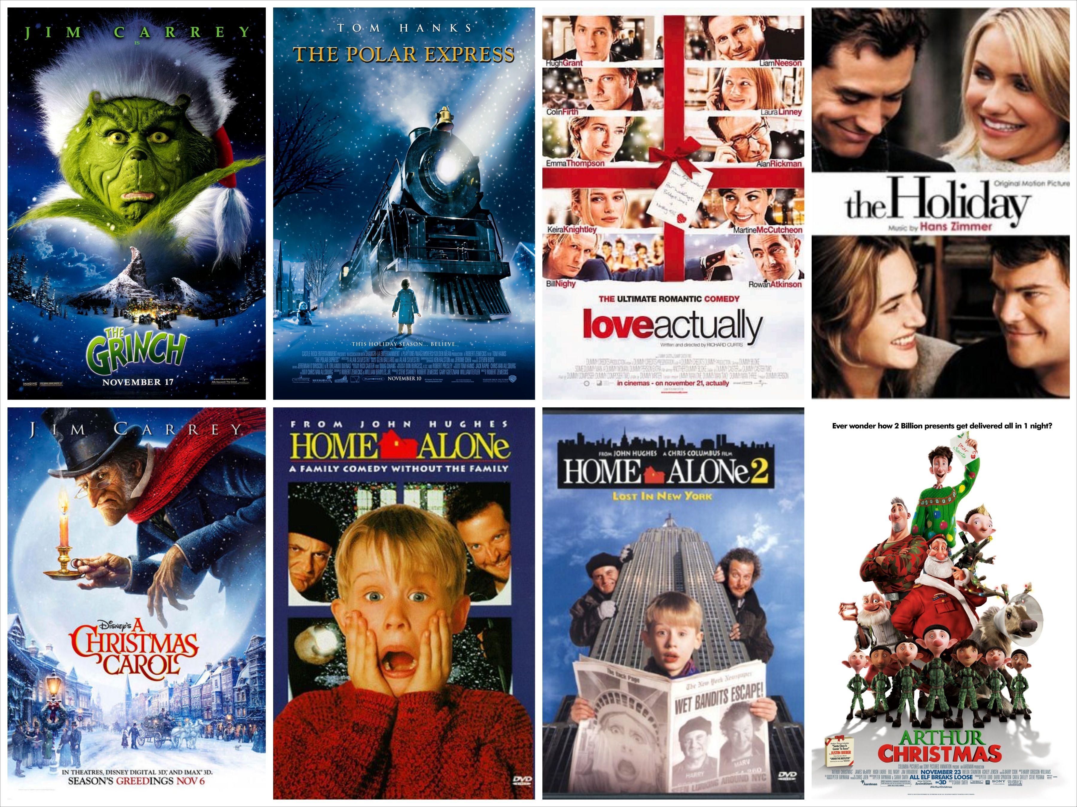 Top Ten Christmas Movies Best Christmas Movies Sweet Bounty Best Christmas Movies Christmas Movies Top Christmas Movies