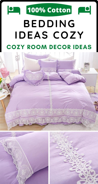 Pin On Bedding Ideas Cozy Cozy Bedding Room Decor Cozy