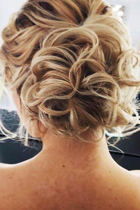 Bridesmaid Updos For Short Hair Thick Hair Styles Short Wedding Hair Short Hair Updo