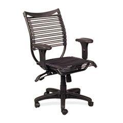 Seatflex Series Swivel/Tilt Chair w/Arms, Black BLT34421