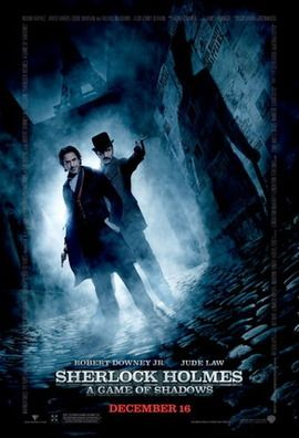 Sherlock Holmes: A Game of Shadows (2011) DVD release date: 2012-05-14