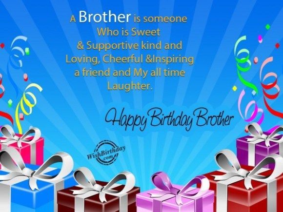 55 Lovely Birthday Quotes For Brother Elder Brother Younger