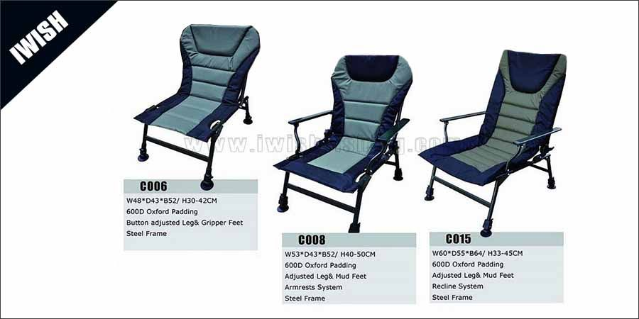 Angling Chair Accessories Steel Hsn Code Large Mud Feet Carp Fishing Tackle Chairs Equipment