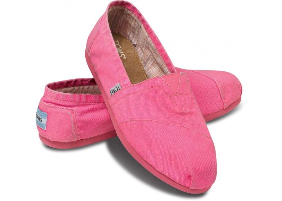 Fluorescent Pink Palmetto Toms, just picked up these babies, they're mine, all mine.......