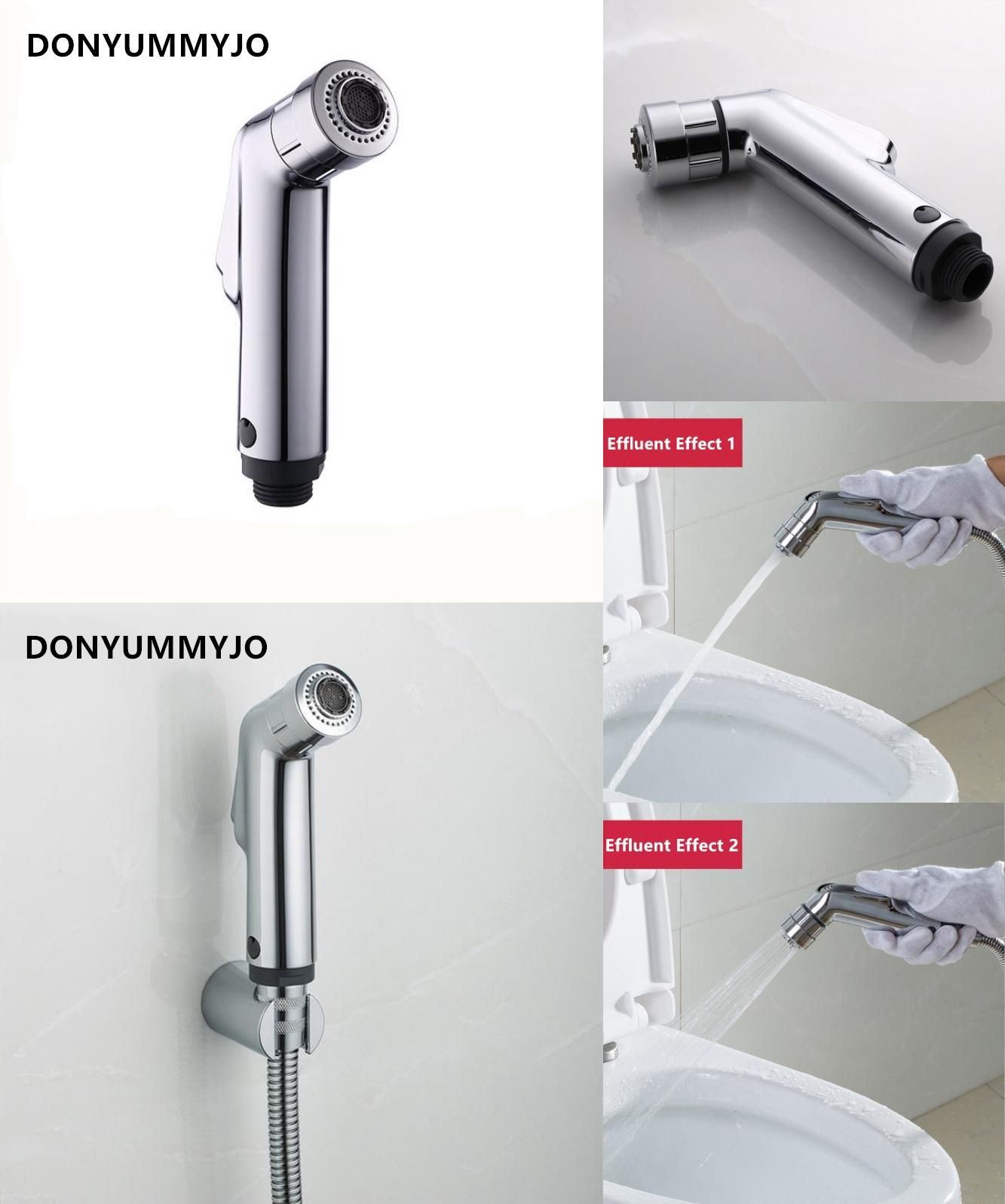 Visit to Buy] Free Shipping ABS Health Care Toilet Bidet Wall ...