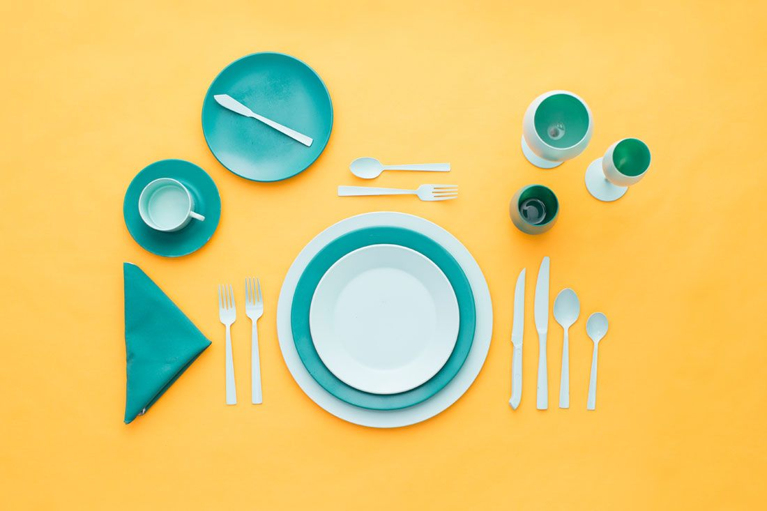 Use these tips to create a formal table setting. | #Homemakers ...