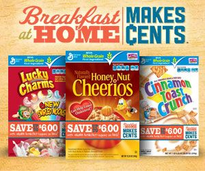 General Mills Breakfast At Home Prize Pack Giveaway Includes 25