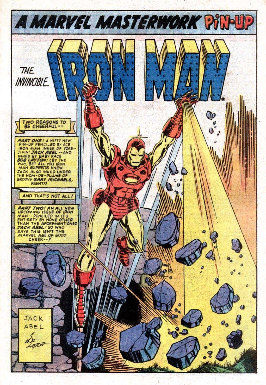 Pin on Marvel Masterwork Pin-Up!