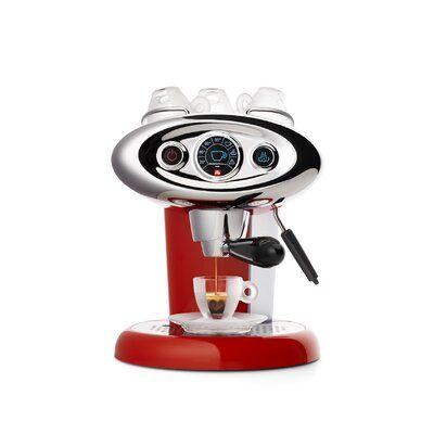 Illy Caffe & Espresso Illy Caffe & Espresso X7.1 IperEspresso Semi-Automatic Espresso Machine #espressoathome
