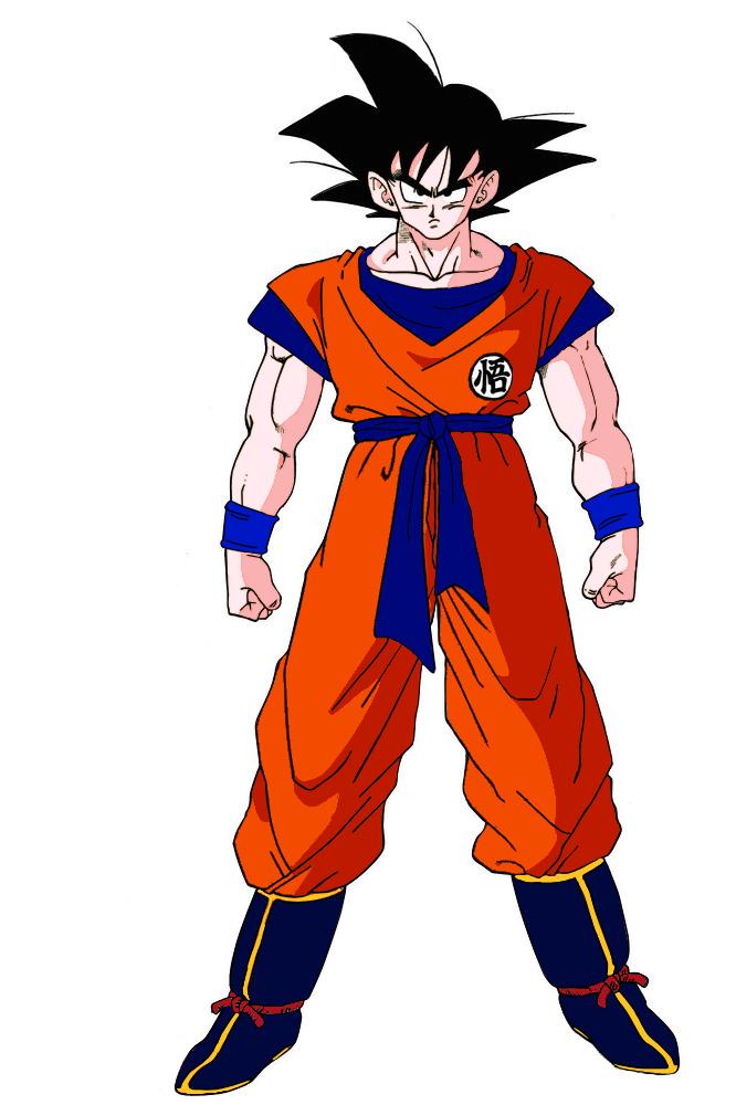 Goku By Feeh05051995 Goku Dbz Characters Dragon Ball Super Manga