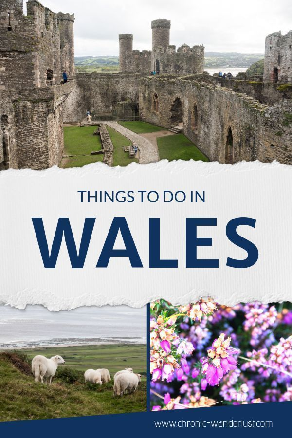 You are planning a trip to Wales but don't know which places to visit there? Wales is a magical place, with castles, amazing photography opportunities, gorgeous nature and so much more! Here is my list with tips on my favourite things to do in Wales!  #Wales #Travel #UnitedKingdom #UK #Thingstodo #amazingdestination