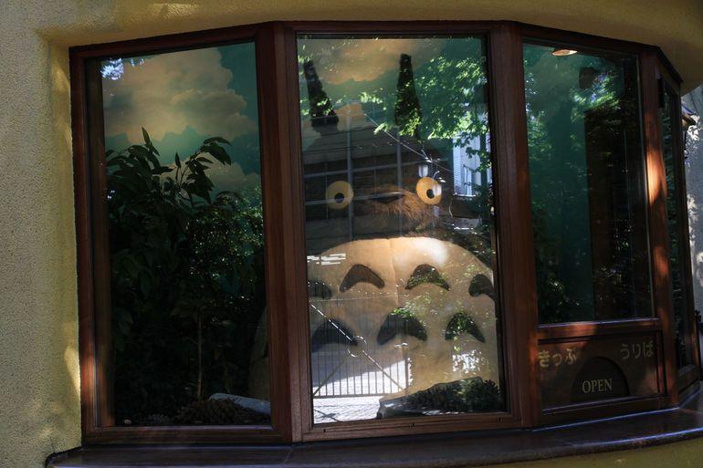 Kippu uriba, studio Ghibli