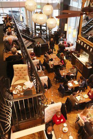 Our Restaurant Critic S Top 10 New Restaurants Of 2014 Restaurant Design Bar Design Restaurant Seattle Times