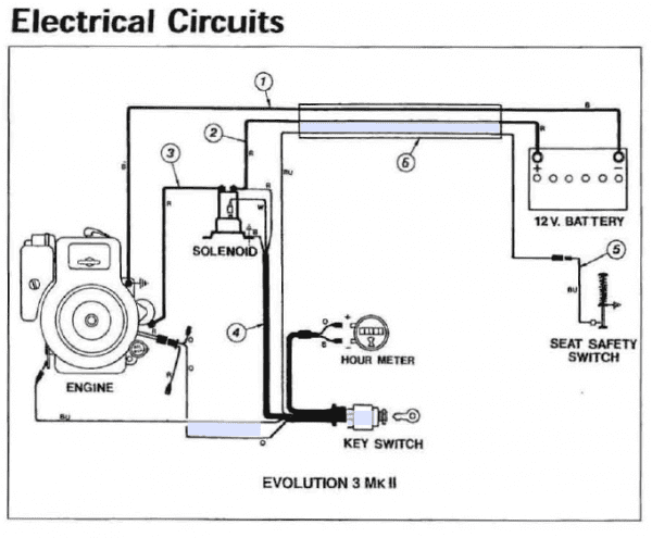 Briggs And Stratton Charging System Diagram Briggs Stratton Briggs Stratton