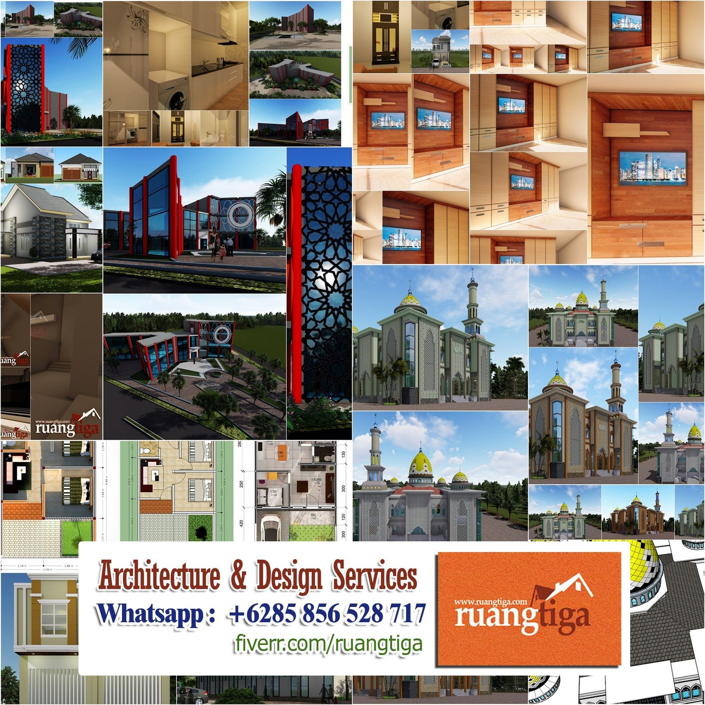 Whatsapp 6285856528717 Architectural Design House Plans Design Services Architecture Post De Architecture Design Architecture Design