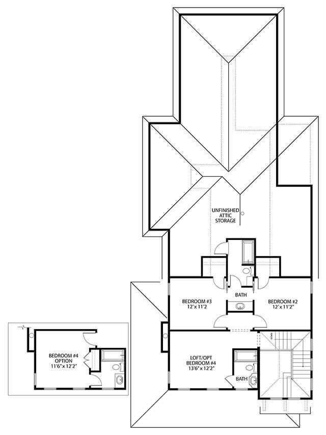 Pine View Retreat Farmhouse Plans How To Plan