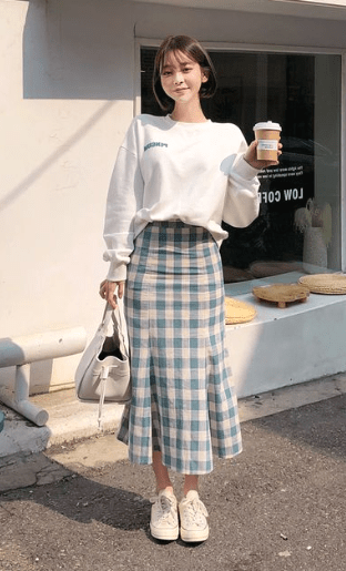 20 Korean Spring Outfits for Street Style – Spring Outfit