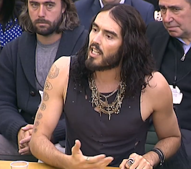 Video: Russell Brand Speaks in UK Parliament. The comedian tells a British drug policy committee that addicts are sick, not criminals, and calls for more compassion.. #hawaiirehab www.hawaiiislandrecovery.com