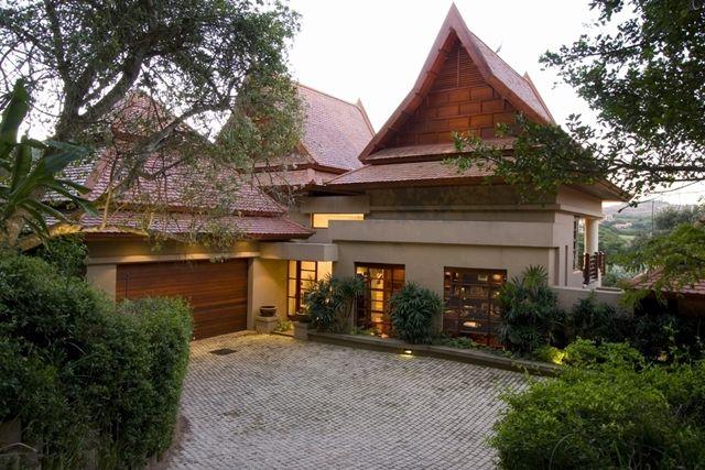 Modern Thai Architecture