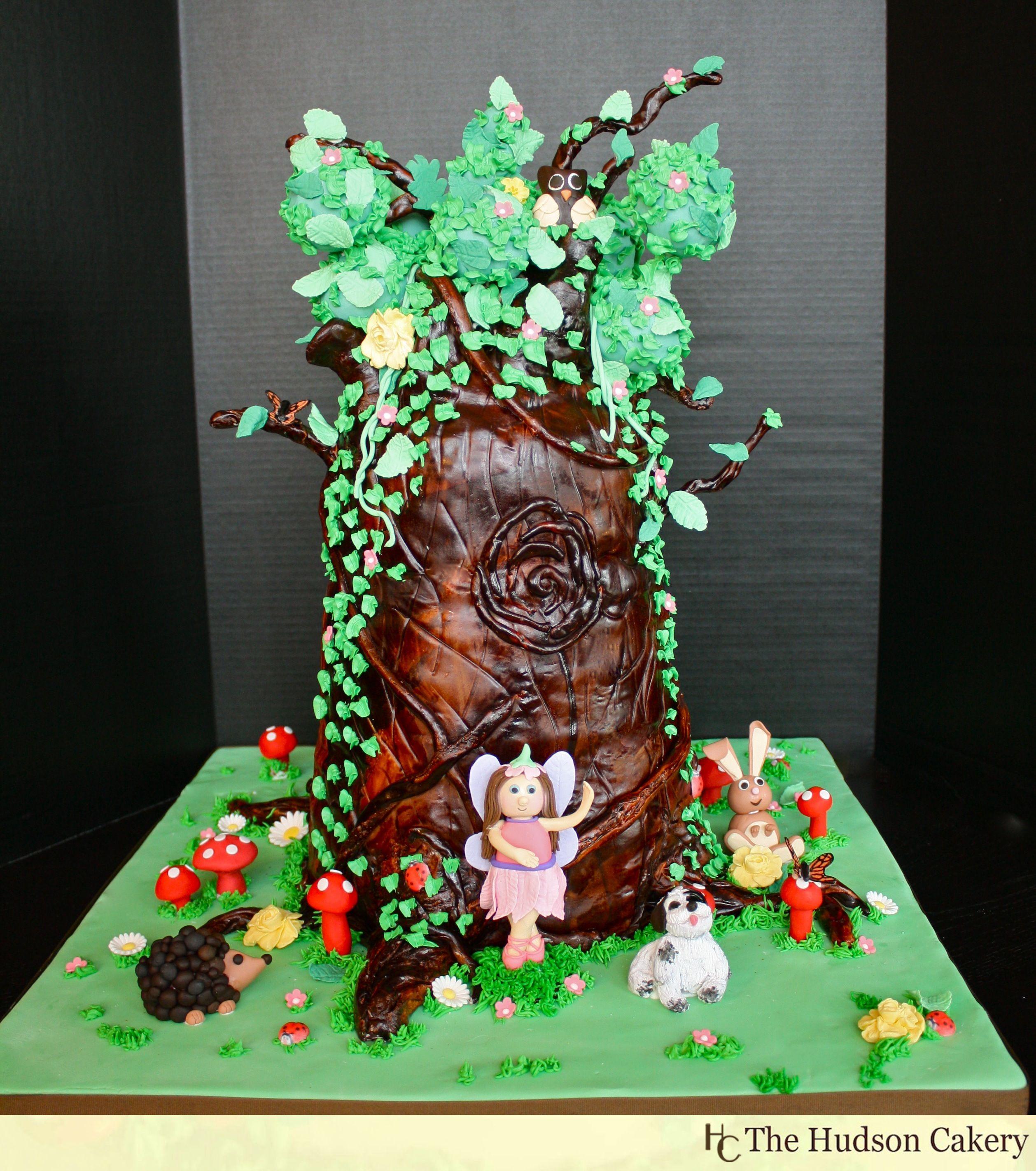 Taianomainen kakku, eikö vain? #kakku #luonto #cake #nature
