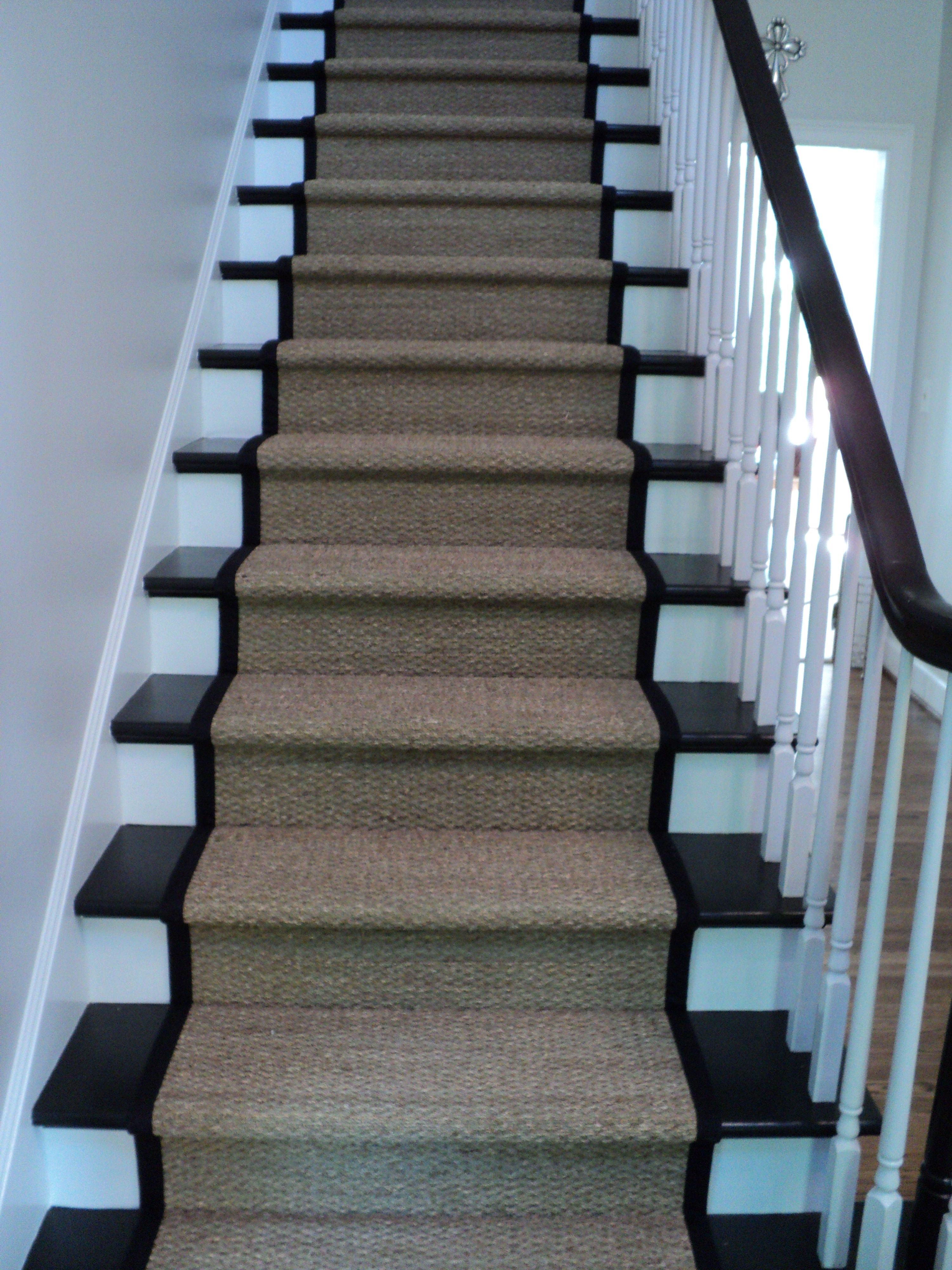 Best Seagrass Runner With Black Cotton Binding Home Home 400 x 300
