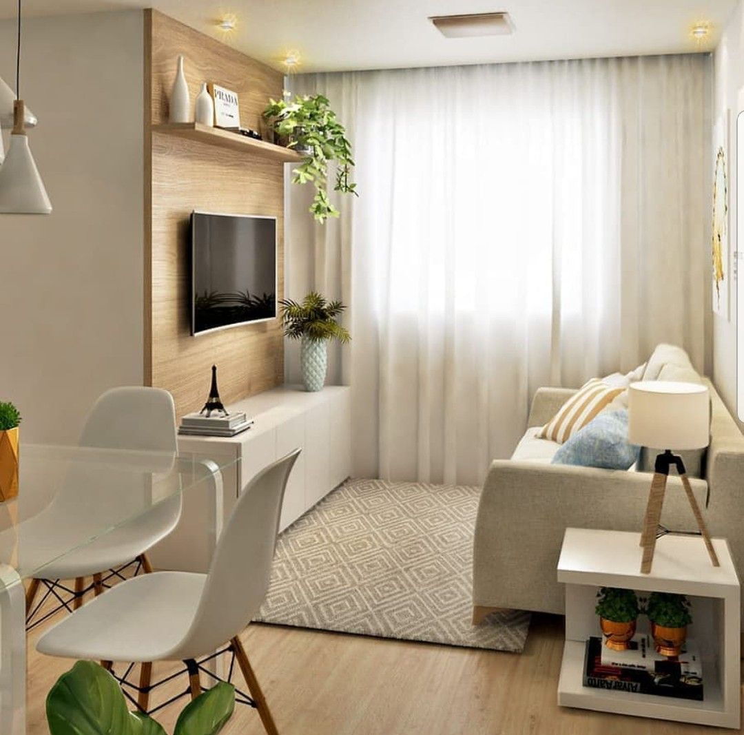 Tiny Living Rooms, Small Room