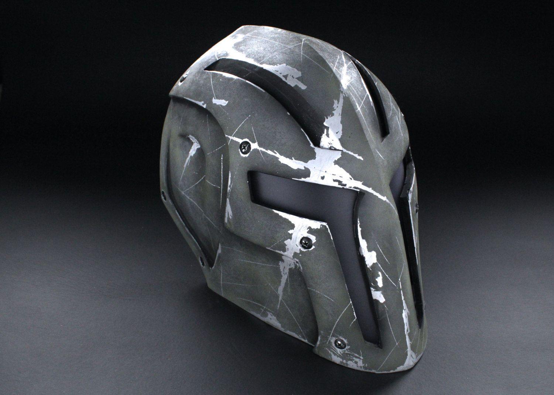 ColdBloodArt #8 Airsoft Paintball Mask - Pitbull by ColdBloodArt ...