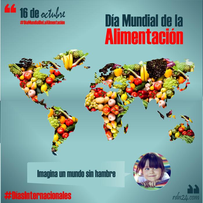 16 De Octubre Dia Mundial De La Alimentacion Diamundialdelaalimentacion Faonoticias Diasinternacionales Dia De La Alimentacion Alimentacion Mundial De