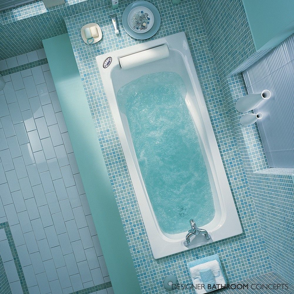 Designer Athena Air Spa Bath from DesignerBathroomConcepts.com ...