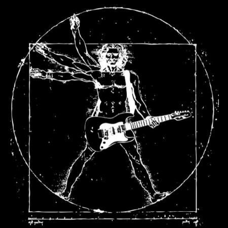 Da Vinci Rock Man | Rock, Rock'n'roll, Bilder