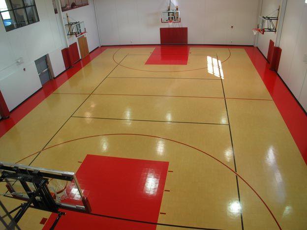 Modular Gymnasiums Photo Gallery Page 1 Sport Court Midwest Indoor Basketball Court Indoor Basketball Basketball Court Flooring