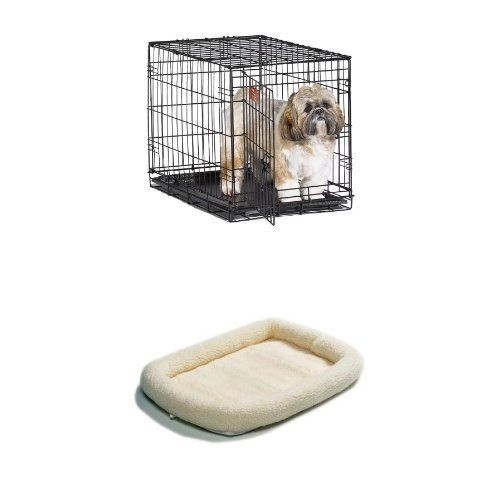 Robot Check Heavy Duty Dog Crate Dog Beds For Small Dogs Medium Dog Bed