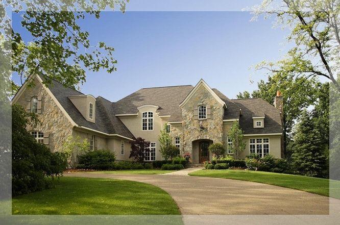 Luxury Home Plans Designs Michigan Custom Home Designers