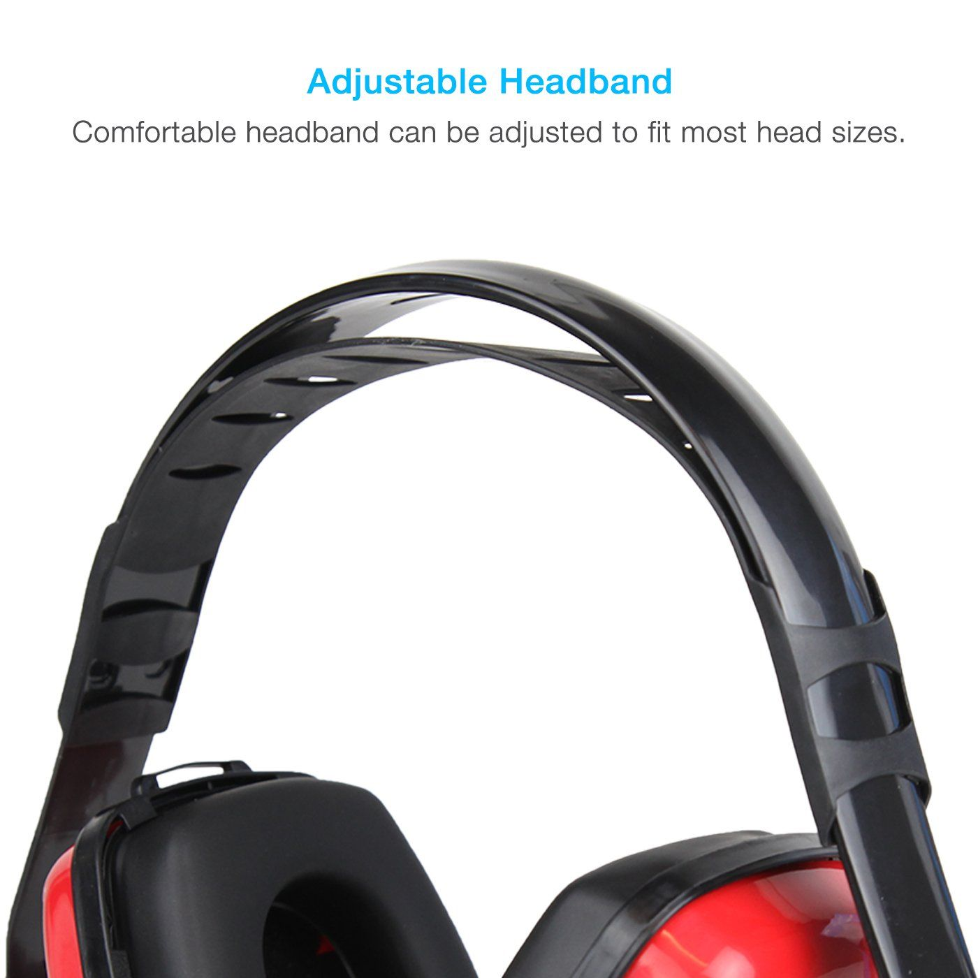 Cyber Acoustic Professional Safety Lightweight Ear Muffs