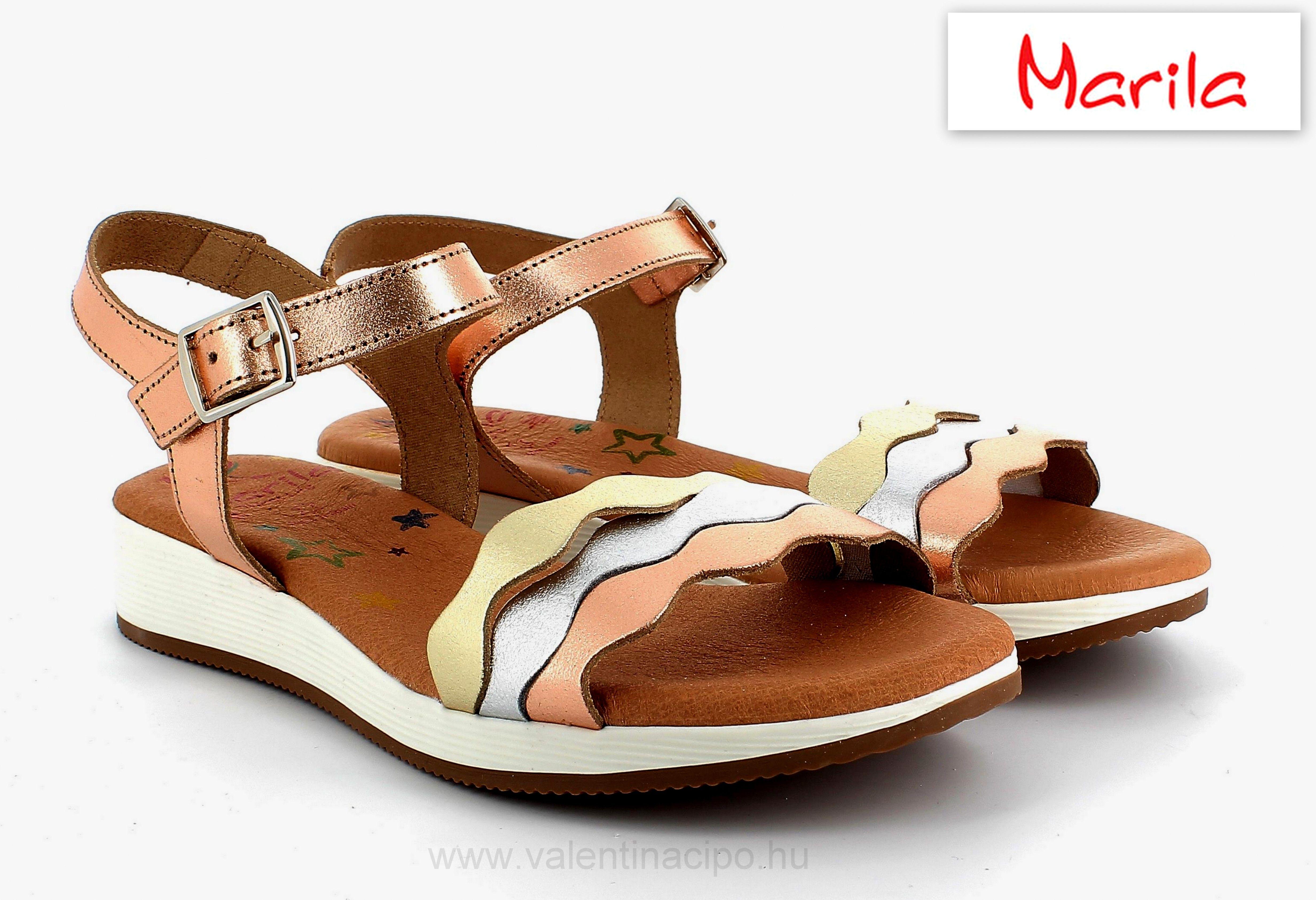 Marila női divatos szandál N601 ES 25