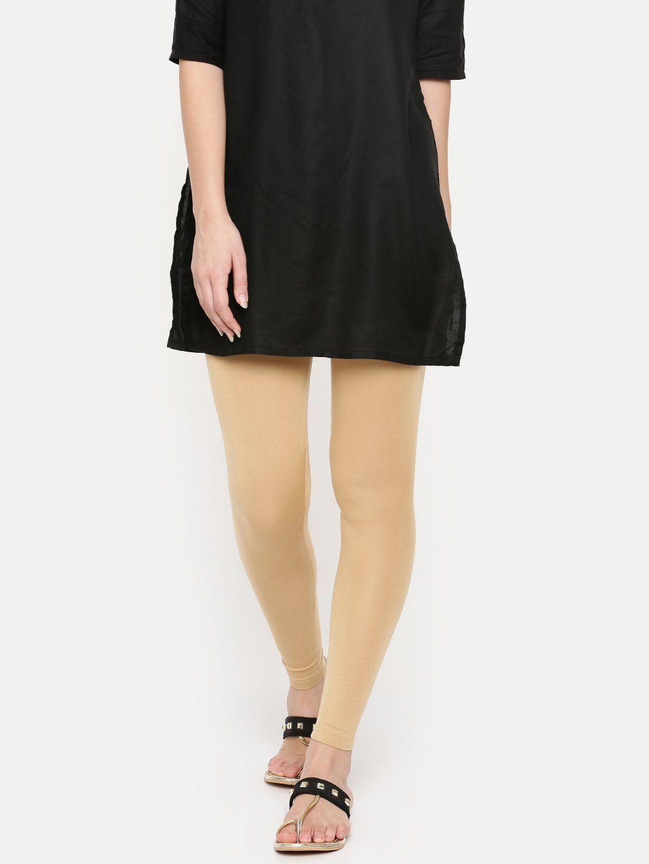 b15174c6c0cd3 De Moza Ladies Modal Ankle Length leggings - Skin #legging #BloggerDe  #jegging #