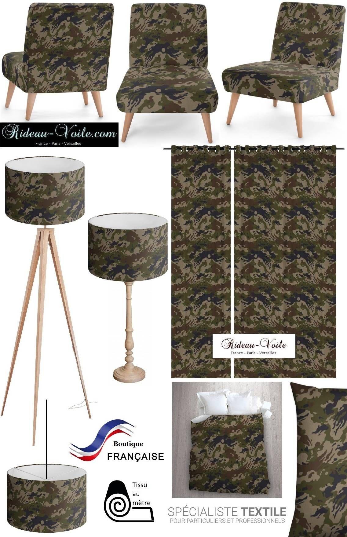 tissu#camouflage#imprimé#armée#militaire#textile#ameublement ...