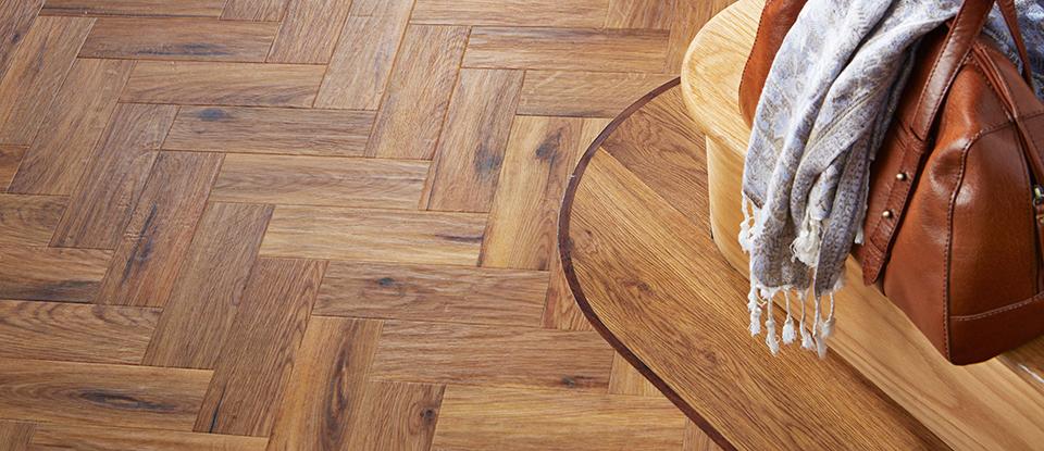 Art Select Ap06 Morning Oak Parquet Wood Flooring