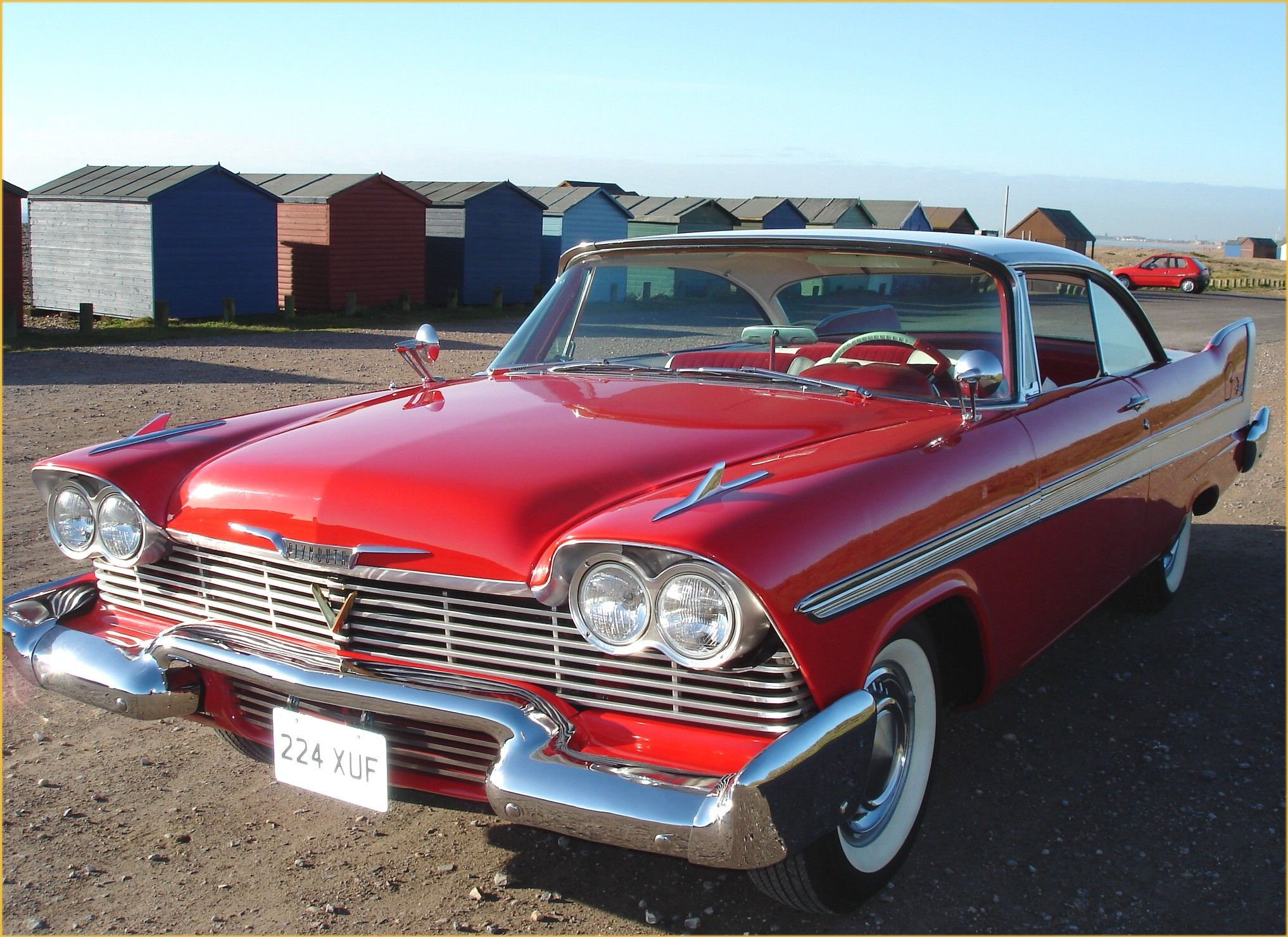 1958 plymouth fury i have loved this car ever since reading the stephen king book christine