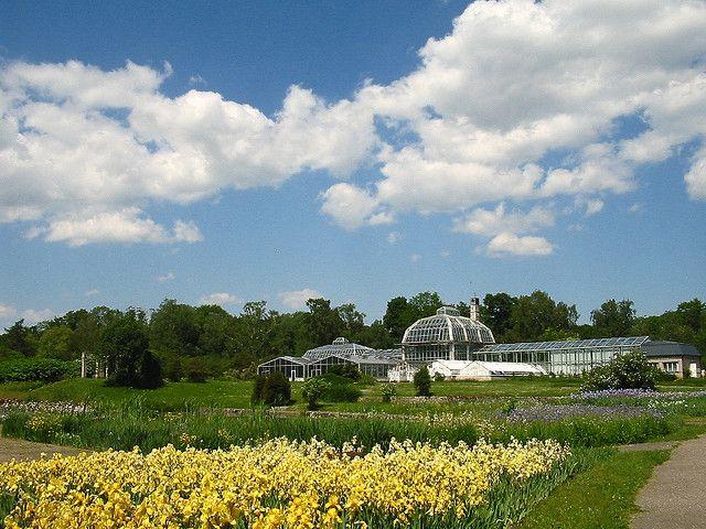 If You Are Seeking Some Inspiration From Nature Visit Kaunas Botanical Garden Of Vmu Botanical Gardens Kaunas Botanical